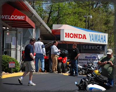 service department honda of knoxville tennessee